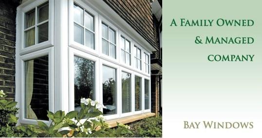 bay upvc windows