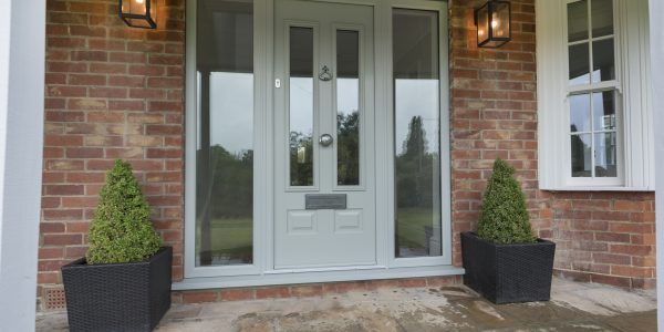 Composite Doors in Windermere